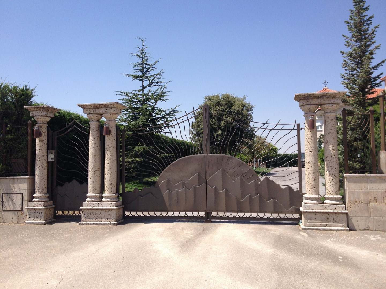 Conjunto de 1 ó 2 columnas