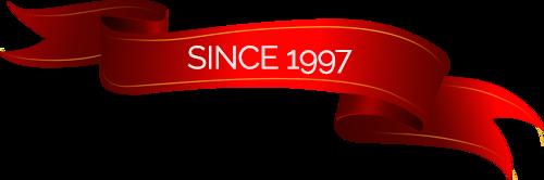 Since 1997