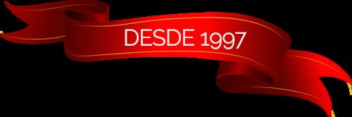 Desde 1997